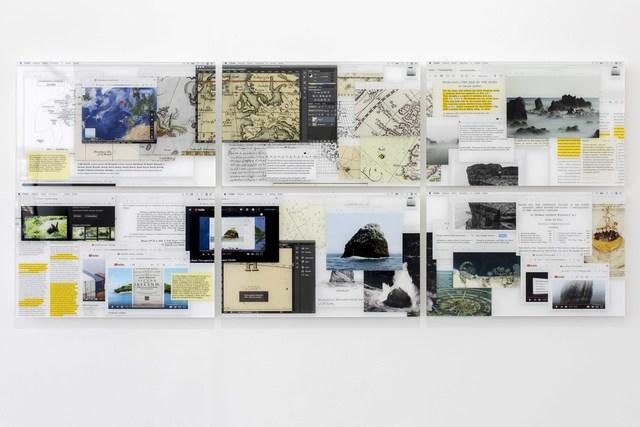 , 'Hy Brazil,' 2018, Janaina Torres Galeria