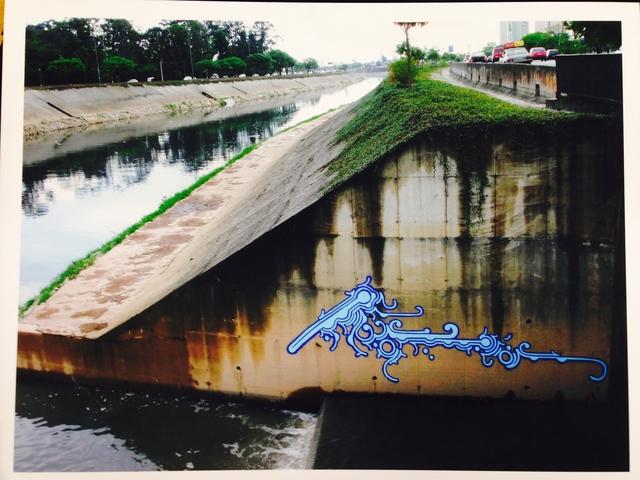 , 'Rio Tietê,' 2009, Brasilea Foundation