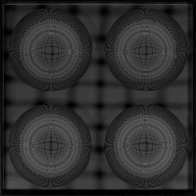 , '4 Esferas. Núcleo En Evolucion (Negro),' 2015, Art Nouveau Gallery