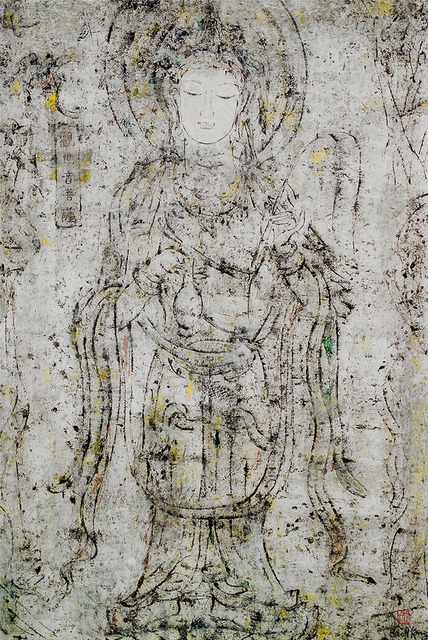 , 'Goddess of Mercy 3 觀世音菩薩像(三),' 1996, Alisan Fine Arts