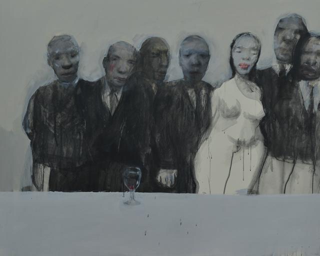 , 'A Black Tie,' 2016, CUC Gallery