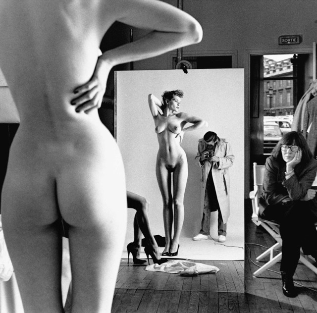 , 'Self Portrait with Wife and Models,' 1981, Foam Fotografiemuseum Amsterdam