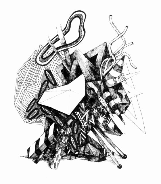 , 'Machine Men with Machine Hearts 6,' 2015, Ayyam Gallery