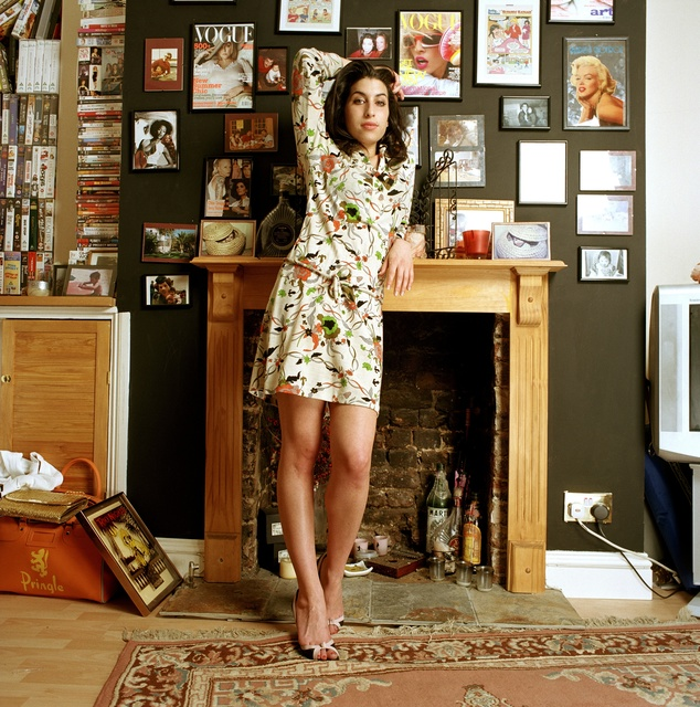 , 'Amy at her home in Camden town,' 2004, Contemporary Jewish Museum