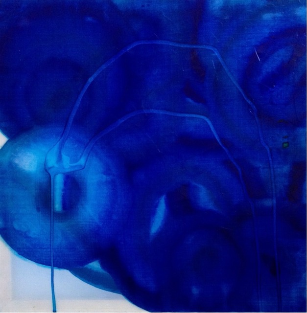 , 'Blue Translucent,' 2014, Geary Contemporary