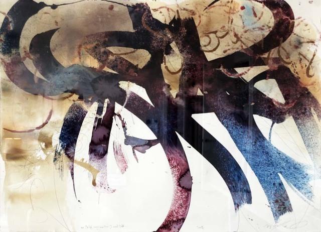 José Parlá, 'No Ease Any More Than I Need To - Original', 2007, Hang-Up Gallery