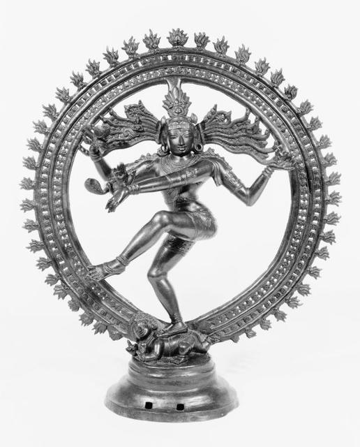 'Shiva Nataraja', End of 18th century, Musée national des arts asiatiques - Guimet