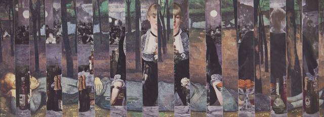 , 'Manet / Bernard (La Follies),' , Carter Burden Gallery