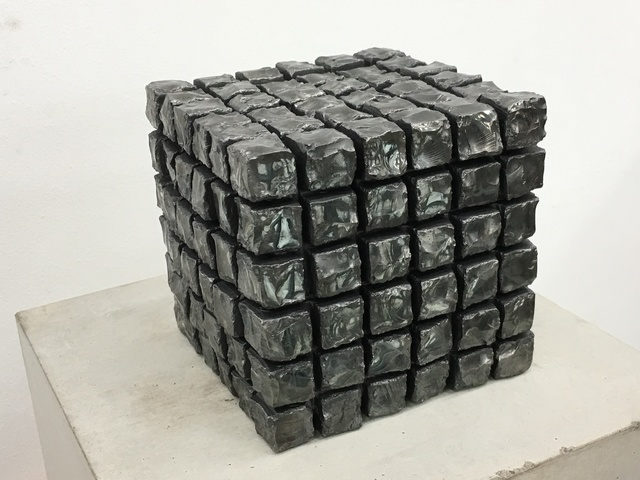 , 'DarkCube 6³,' 2017, Renate Bender