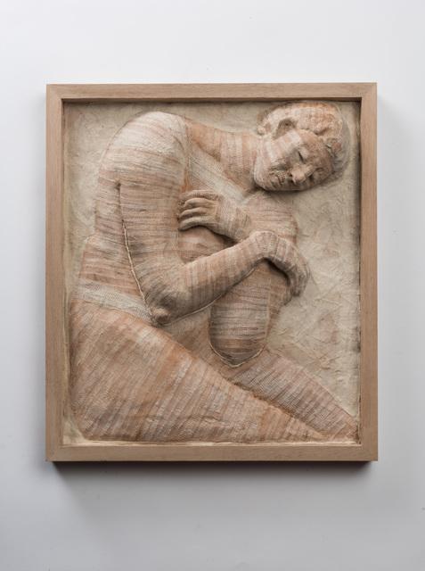, 'Bandaged Figure No.3,' 2018, Gazelli Art House