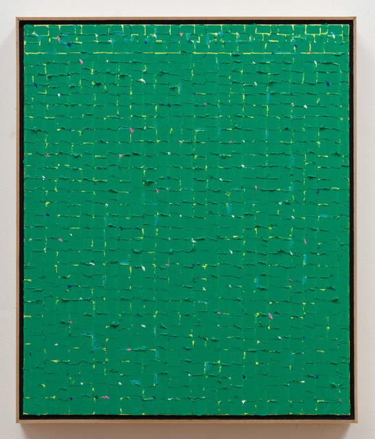 Young-il Ahn, 'Water SRWG 19', 2019, Louis Stern Fine Arts