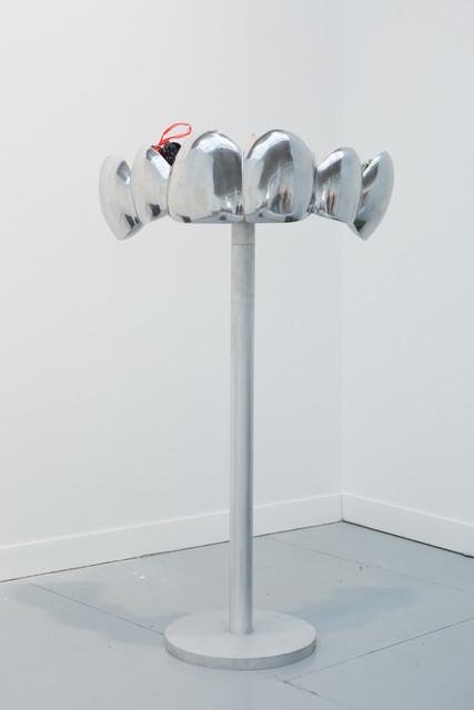 , 'TEETH, GUMS, MACHINES, FUTURE, SOCIETY (Darius),' 2016, Galerie Emanuel Layr