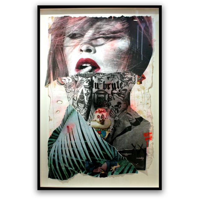 , 'Brigitte Bardot,' 2017, Station 16 Gallery