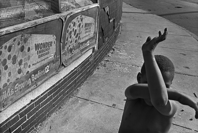 , 'Wonder Bread, Dorchester, Massachusetts,' 1975, ICP Museum