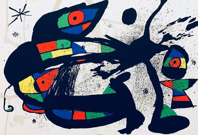 Joan Miró, 'From 'Derrière le Miroir - Miró'', 1978, Eames Fine Art