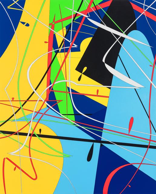 , 'Debris Division #8,' 2016, Lee Eugean Gallery