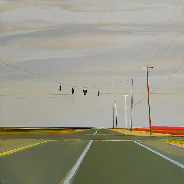 , 'Route 27,' 2008, Roman Fine Art