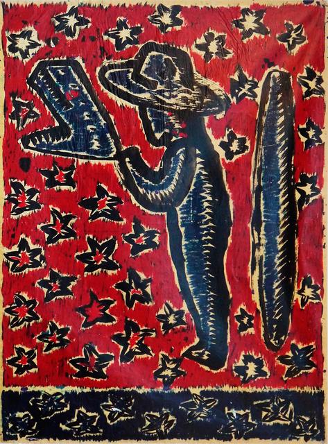 , 'Levitation,' 1991, Galerie Zwart Huis