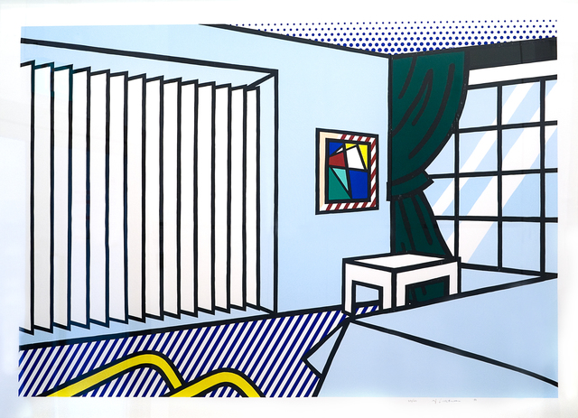 Roy Lichtenstein, 'Bedroom', 1990, Collectors Contemporary