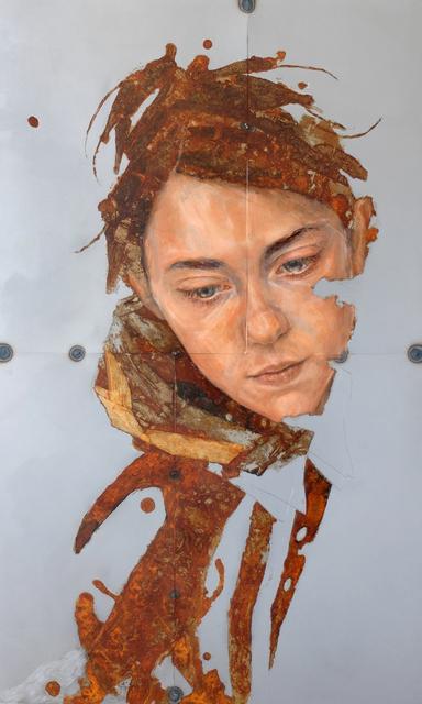 , 'Mädchen,' 2017, Accesso Galleria