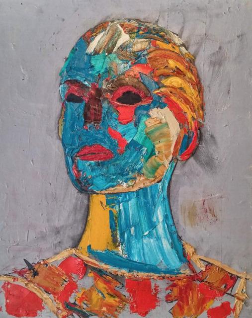 , 'Alea iacta es,' 2016, Mirus Gallery