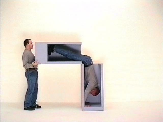, 'Headstand,' 1995, Carroll / Fletcher