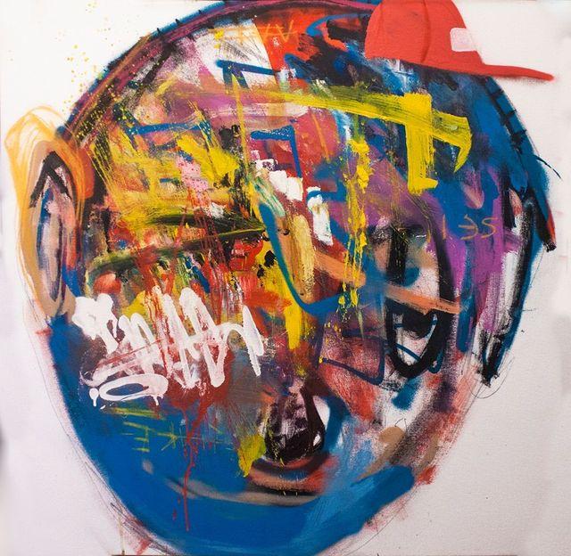 , 'Red Cap,' 2017, Krause Gallery