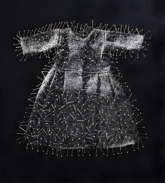 , 'The work number 12 from the collection of 15000 stitches,' 1999, Taik Persons