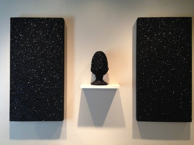 ", '""Stellar Mass Monument"",' 2014, Curator's Office"