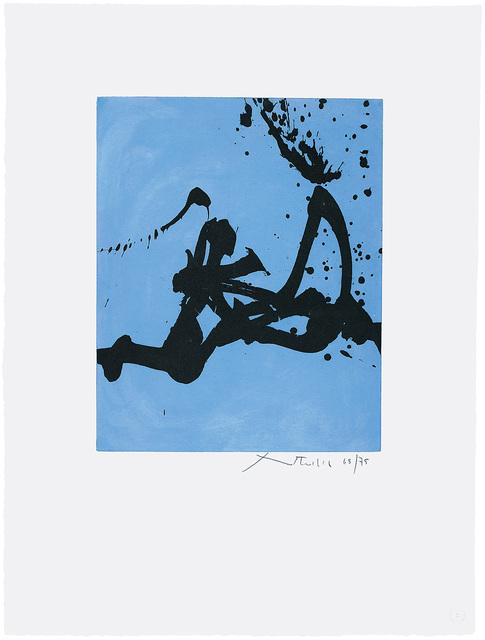 , 'Gesture III,' 1977, Bernard Jacobson Gallery