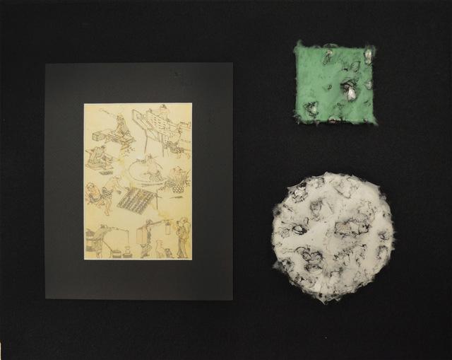 , 'Hokusai 2 ,' 2015, Ronin Gallery