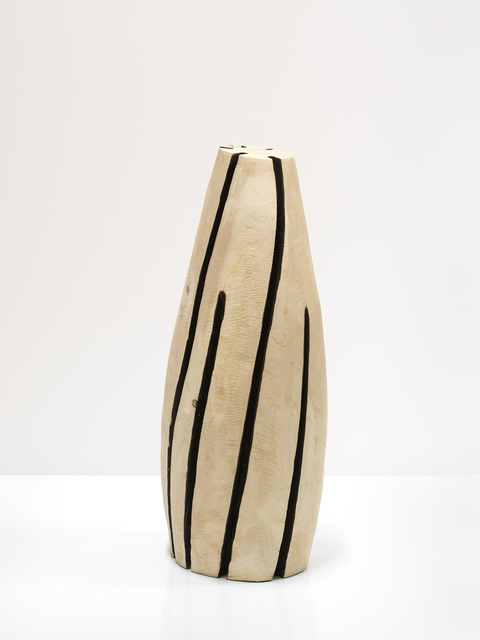 , 'Lined Holly Egg,' 2017, Galerie Lelong & Co.