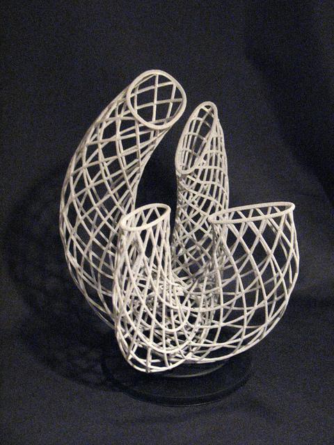 , 'Containing Air: 102d23,' 2014, International Sculpture Center