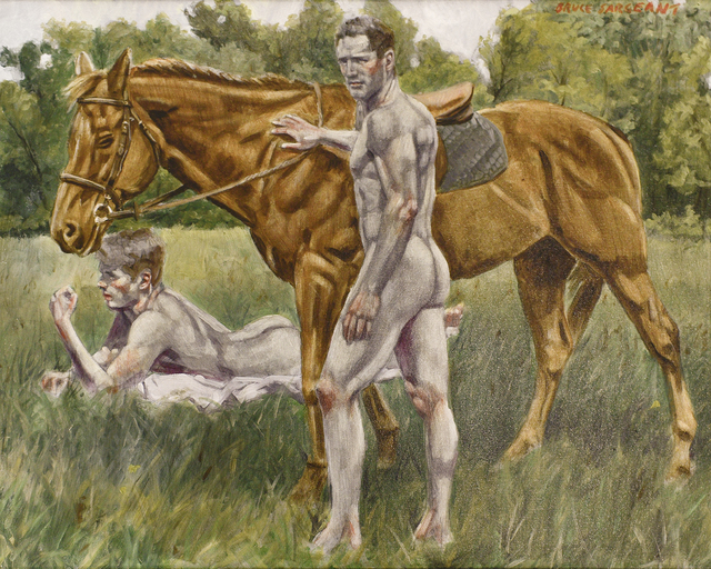 , 'Early Morning Ride,' date unknown, Carrie Haddad Gallery