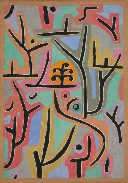 , 'Park near Lu,' 1938, Tate Modern