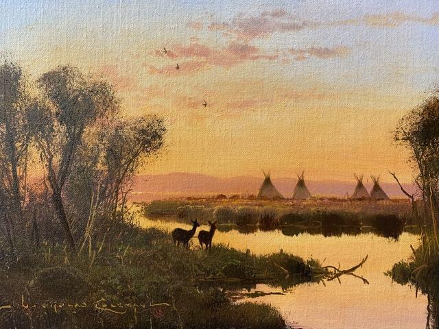 Nicholas Coleman, 'Brother of the Deer', 2019, Maxwell Alexander Gallery