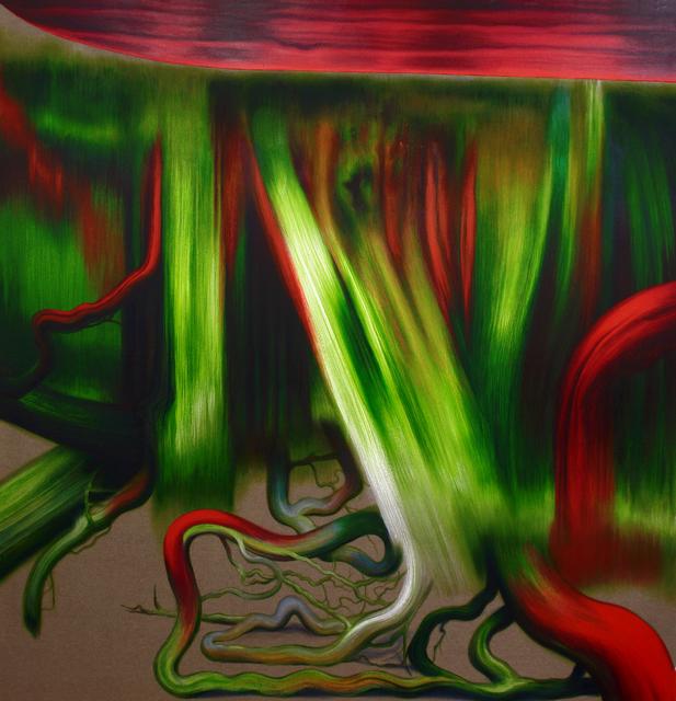 , 'Reventadero,' 2018, Galería Artizar