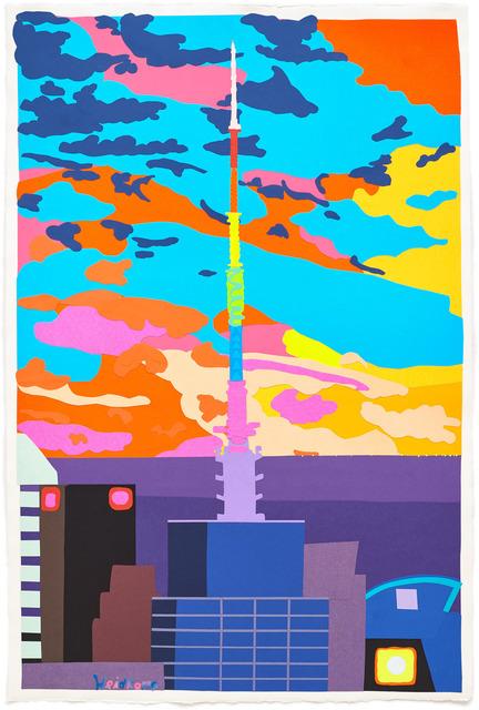 , 'Naked City,' 2017, Pace Prints
