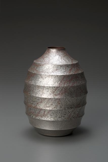, 'Mokume-gane Vase,' 2012, Onishi Gallery