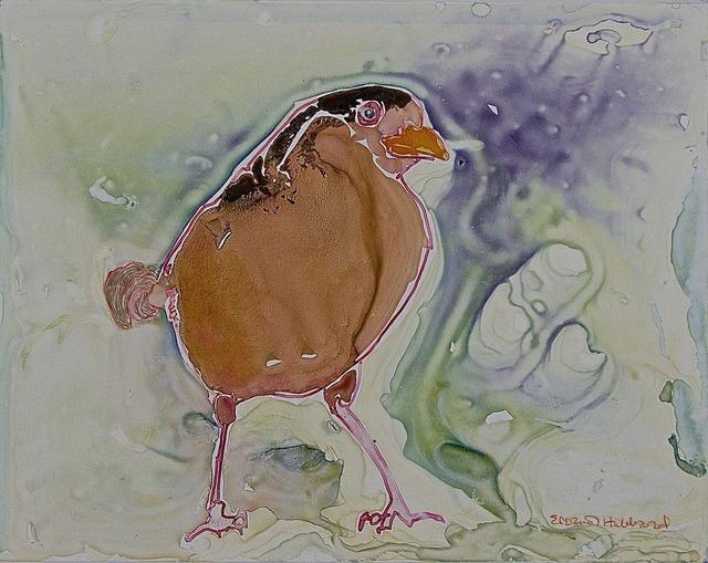 , 'Wet Sparrow,' 2009, Walter Wickiser Gallery
