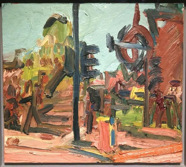 , 'Camden Palace - Spring Morning II,' 2000, Tanya Baxter Contemporary