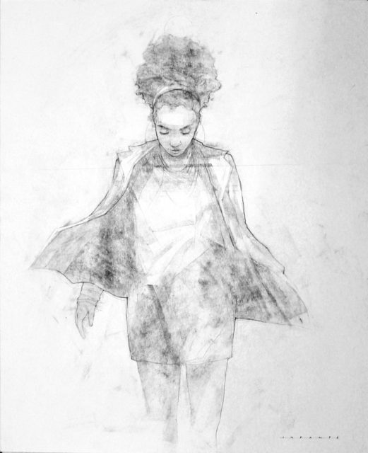 , 'Study V,' 2018, Galleria Punto Sull'Arte