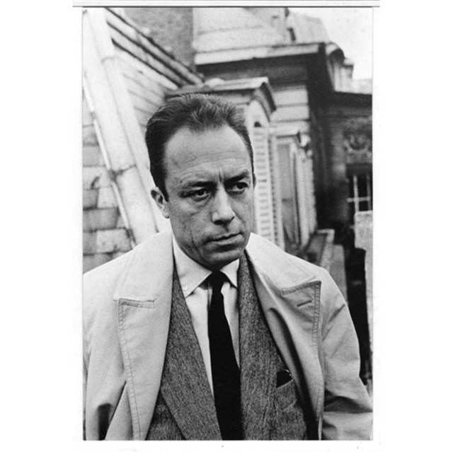 Henri Cartier-Bresson, 'Albert Camus à la N.R.F', 1966, Grob Gallery