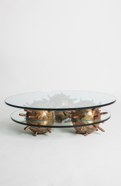 , 'Mines coffee table,' 1989, Magen H Gallery