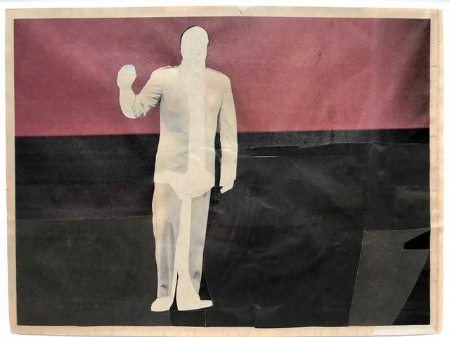 Tony Brown, '07#03', 2015, D2 Art