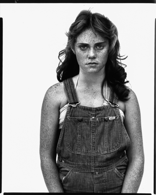 , 'Sandra Bennett, Twelve Year Old, Rocky Ford, Colorado, August 23, 1980,' 1980, Fraenkel Gallery