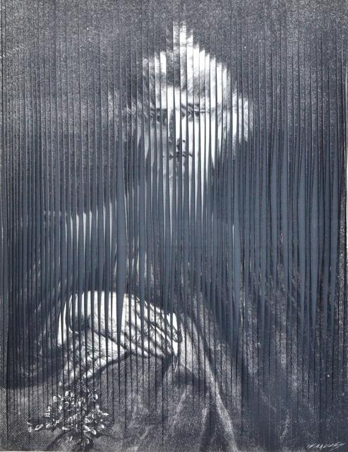 , 'Busto de Estudio,' 2017, Document Art