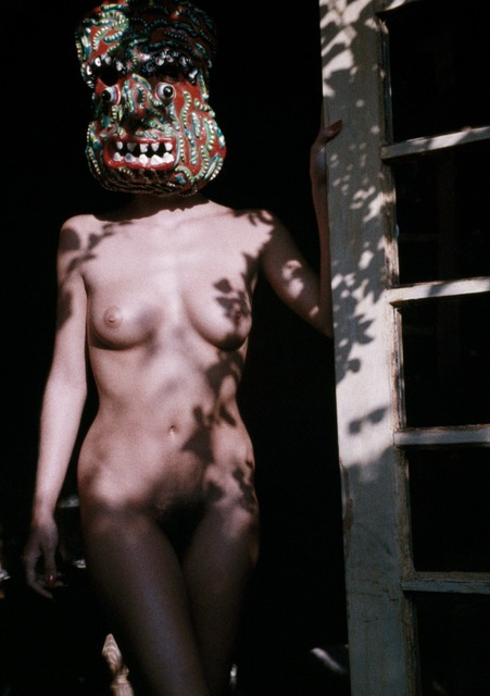 , 'Mask,' , Mark Hachem Gallery