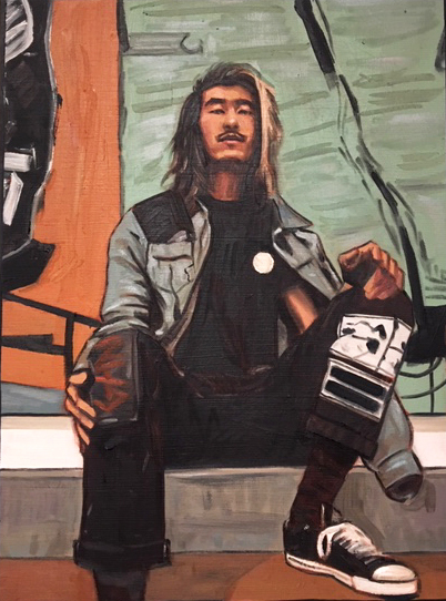 , 'Ken Li's Movement,' 2018, Jen Mauldin Gallery
