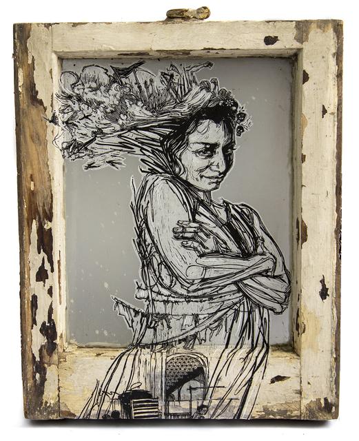 , 'Amanda 4,' 2018, Roman Fine Art